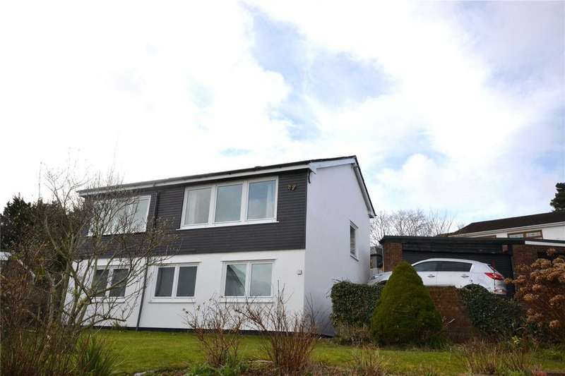 4 Bedrooms Detached House for sale in Hollybush Rise, Cyncoed, Cardiff, CF23