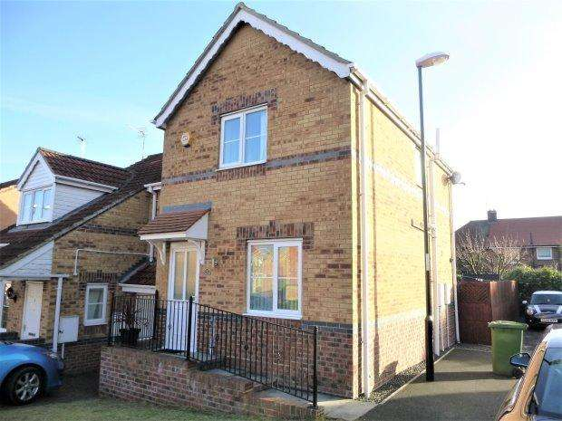 2 Bedrooms Semi Detached House for sale in HEMSBY CLOSE, HAVELOCK PARK, SUNDERLAND SOUTH