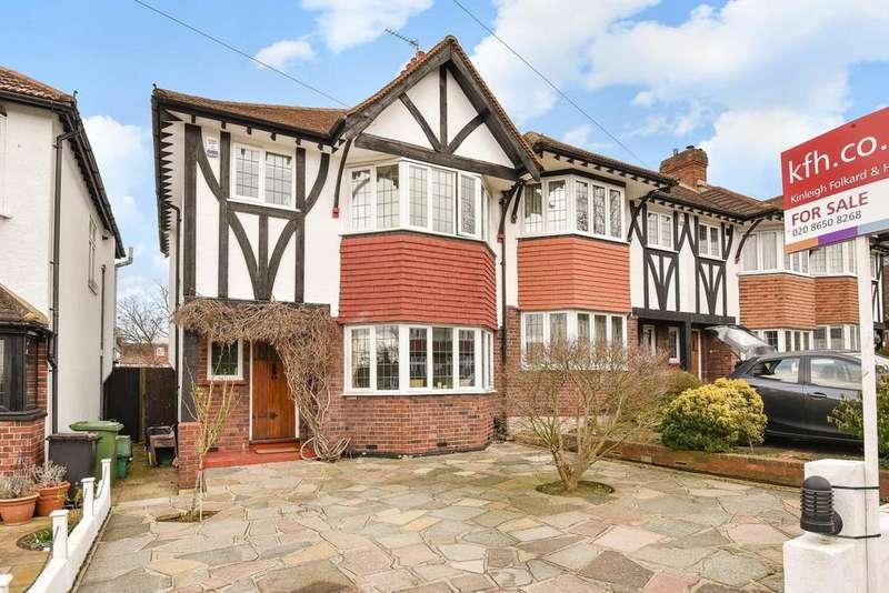 3 Bedrooms Terraced House for sale in Eden Way, Beckenham