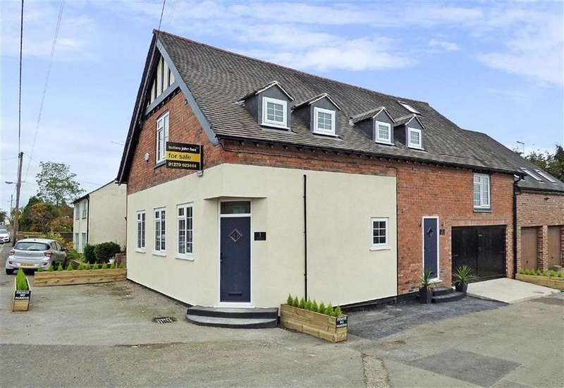 3 Bedrooms Apartment Flat for sale in Shores Lane, Burland, Nantwich