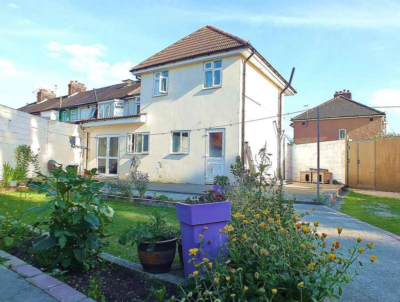 5 Bedrooms End Of Terrace House for sale in Marlow Gardens, Hayes, UB3 1QZ