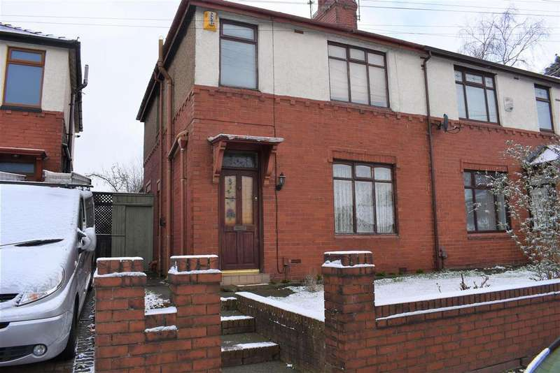 3 Bedrooms Semi Detached House for sale in Green Leach Avenue, Haresfinch