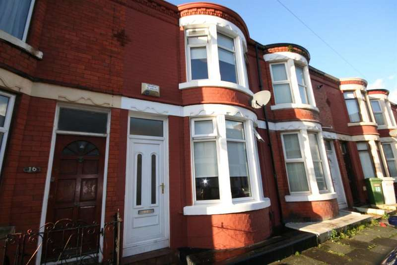 2 Bedrooms Terraced House for sale in Greencroft Road, Wallasey, CH44 4BS