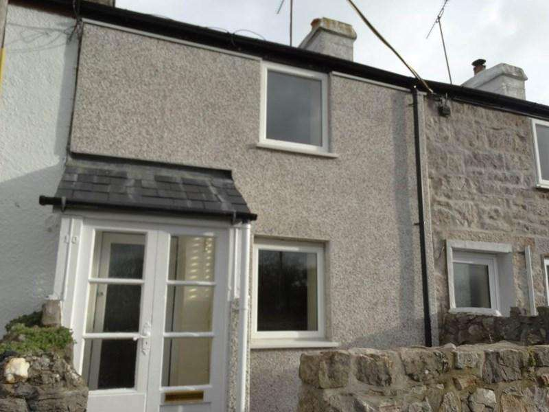2 Bedrooms Terraced House for sale in 10 Bodryfedd Terrace Tan Y Graig Road, Llysfaen