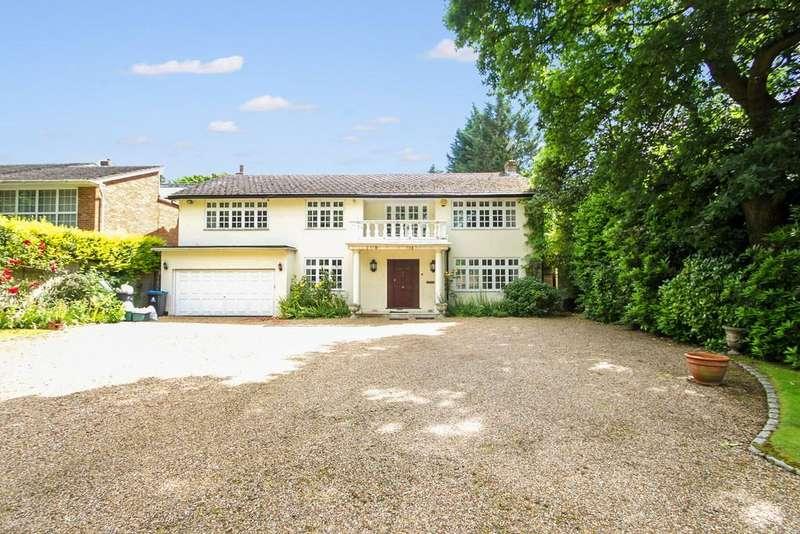 5 Bedrooms Detached House for rent in Warren Road, Kingston Upon Thames