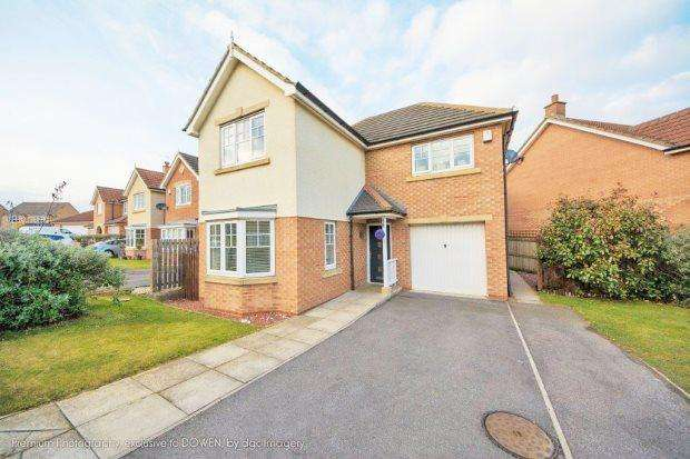 4 Bedrooms Detached House for sale in ALDEBURGH WAY, EAST SHORE VILLAGE, SEAHAM DISTRICT