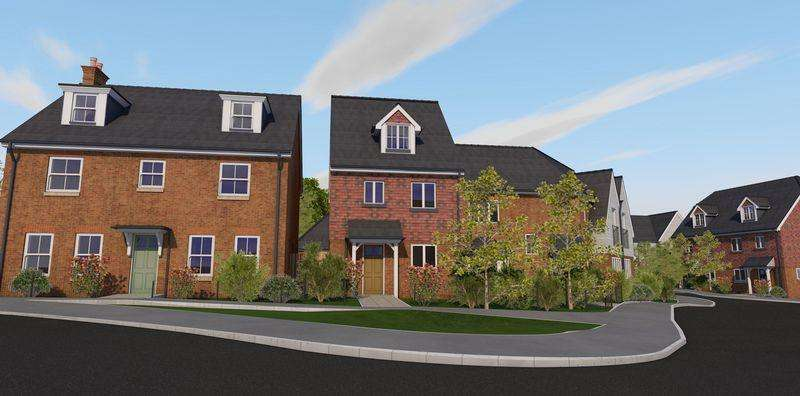 3 Bedrooms House for sale in Plot 7 Oakwood Close,Linum Lane, Uckfield