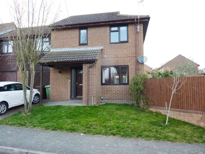 3 Bedrooms Semi Detached House for sale in Turner Avenue, Cranbrook