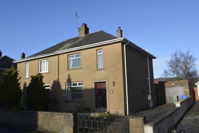 3 Bedrooms Semi Detached House for sale in Buchanan Drive , Causewayhead, Stirling, FK9 5HD