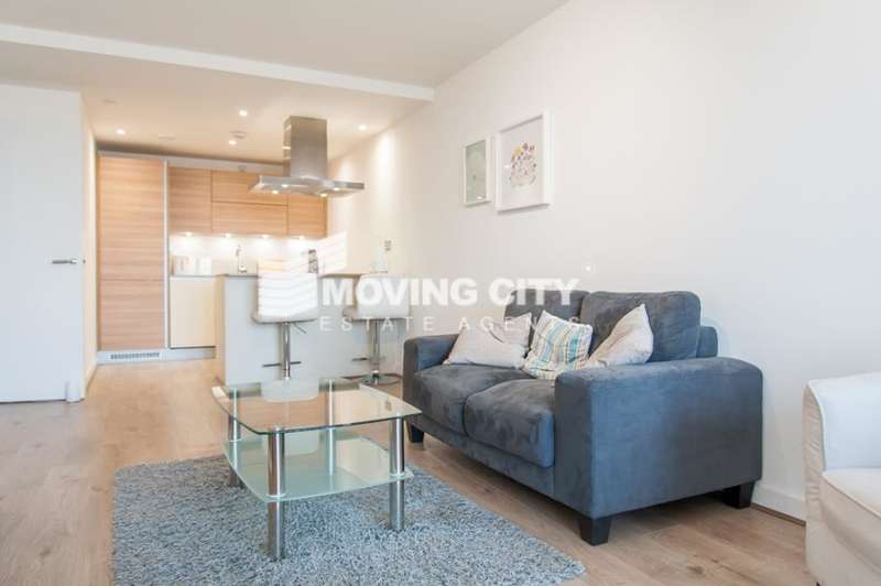 2 Bedrooms Flat for sale in Unex Tower, Stratford Plaza, Stratford, London, E15