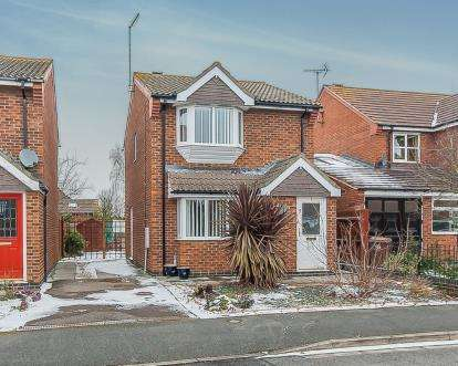 3 Bedrooms Detached House for sale in Whitsed Road, Newborough, Peterborough, Cambridgeshire