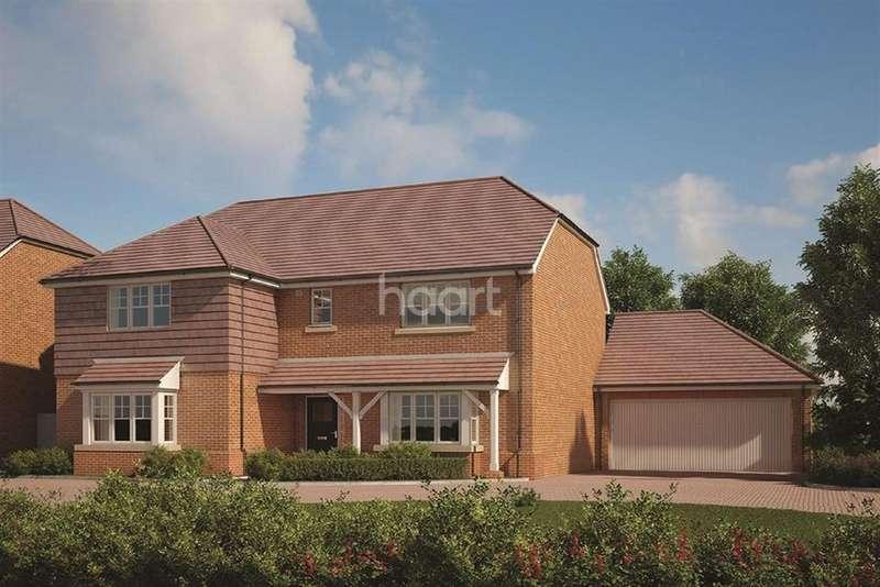 5 Bedrooms Detached House for sale in FLEET