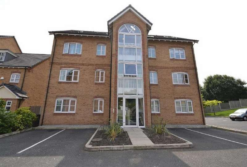 1 Bedroom Apartment Flat for sale in Appleton Grove, Goose Green, Wigan, WN3