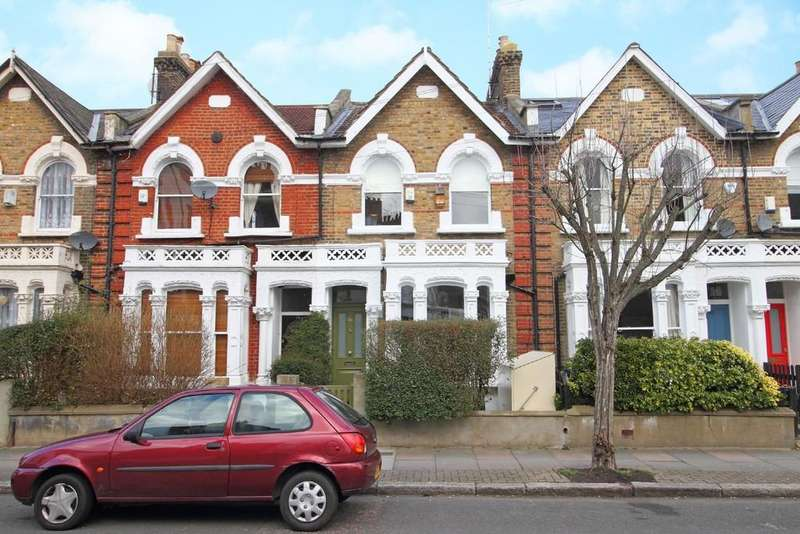 4 Bedrooms Terraced House for sale in Elwood Street, N5 1EH