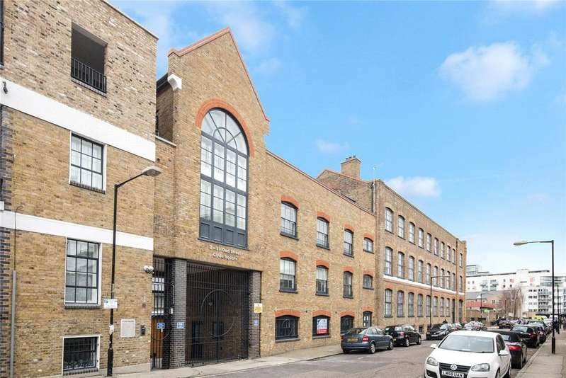 2 Bedrooms Apartment Flat for sale in Dod Street, London, E14