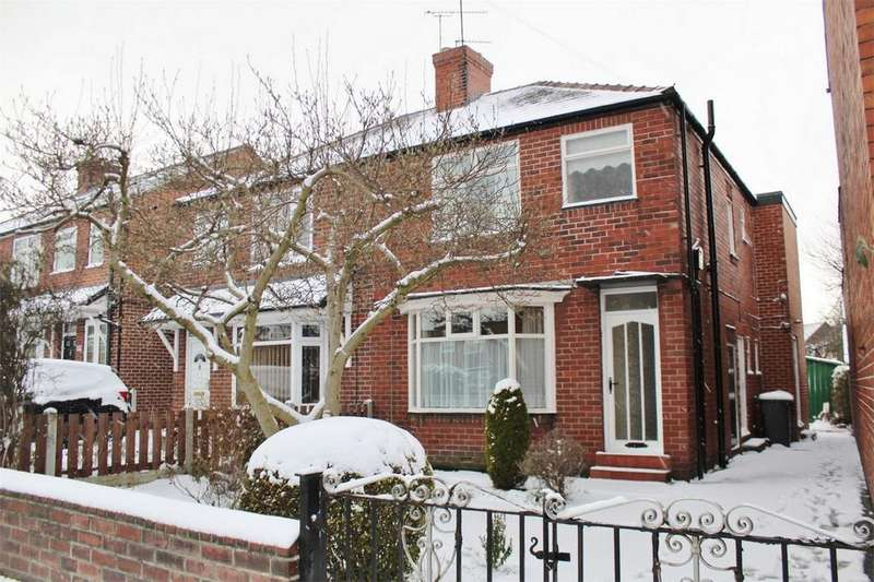 3 Bedrooms Semi Detached House for sale in The Common, Ecclesfield, SHEFFIELD, South Yorkshire