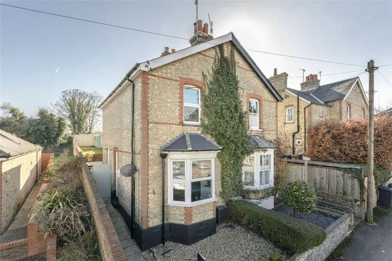 3 Bedrooms Semi Detached House for sale in Portland Road, BISHOP'S STORTFORD, Hertfordshire