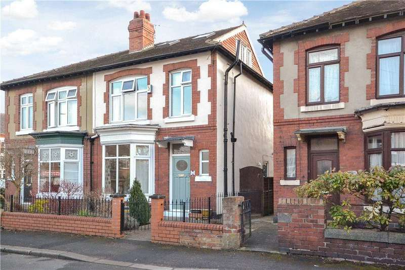 4 Bedrooms Semi Detached House for sale in Pinewood Road, Eaglescliffe, Stockton-on-Tees