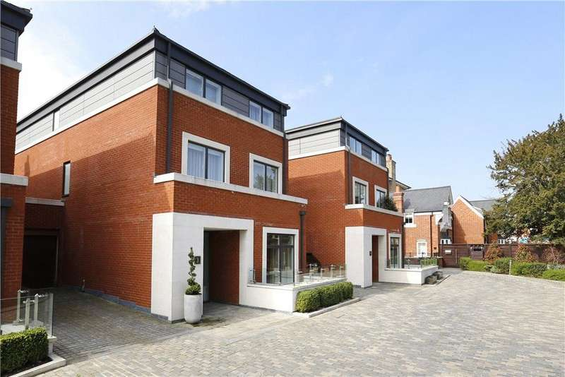 5 Bedrooms Detached House for sale in Convent Mews, 45 Edge Hill, Wimbledon, London, SW19