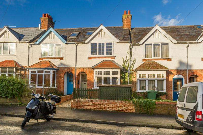 4 Bedrooms Terraced House for sale in Harpes Road, Oxford, Oxfordshire