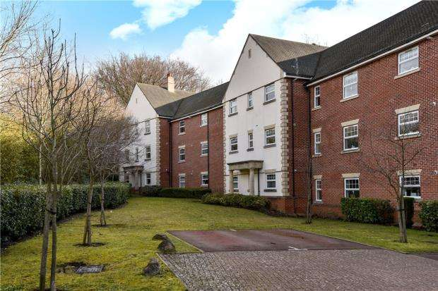2 Bedrooms Apartment Flat for sale in Ulric House, Waleron Road, Elvetham Heath