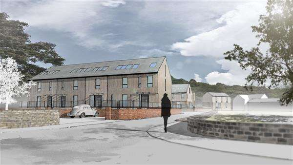 Land Commercial for sale in Dene Bottom Development, Storthes Hall Lane, Huddersfield