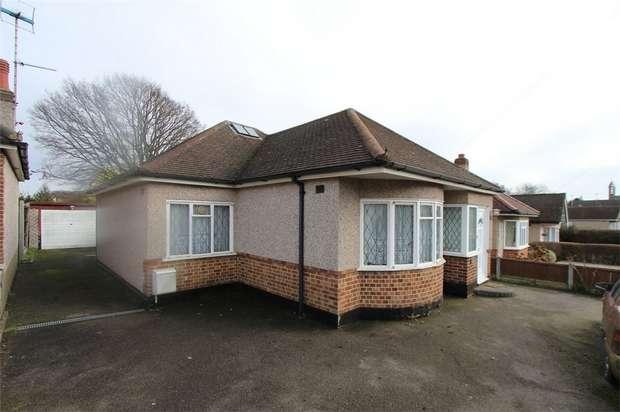 2 Bedrooms Detached Bungalow for sale in 5 Links Way, BENFLEET, Essex