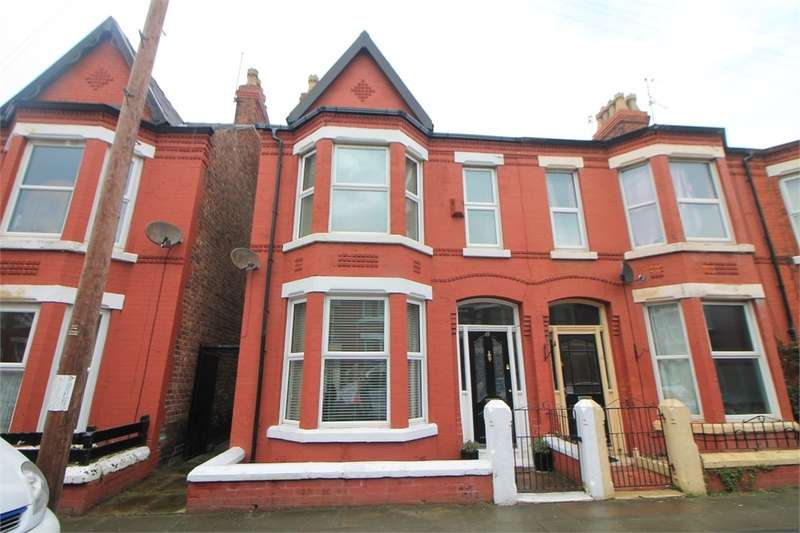 3 Bedrooms End Of Terrace House for sale in Molyneux Road, Waterloo, Merseyside