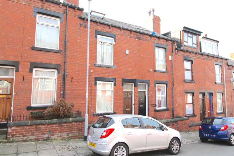 4 Bedrooms Terraced House for sale in Hovingham Mount, Harehills, Leeds