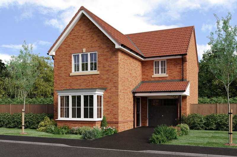 3 Bedrooms Detached House for sale in Beacon Park Joe Lane, Catterall, Preston, PR3