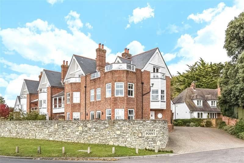 3 Bedrooms Mews House for sale in Ferry Point, Undershore Road, Lymington, Hampshire, SO41