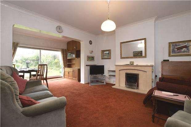 2 Bedrooms Detached Bungalow for sale in Rusland Avenue, ORPINGTON, Kent, BR6