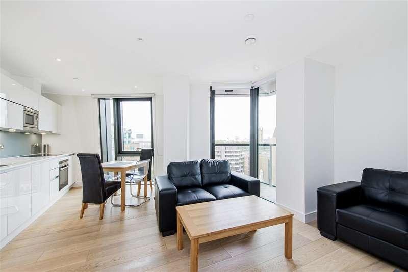2 Bedrooms Flat for sale in Parliament House, 81 Parliament House, Nine Elms, London SE1