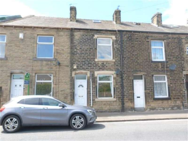 2 Bedrooms Terraced House for rent in Aireworth Road, Keighley, BD21 4DH