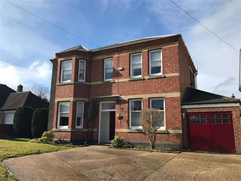4 Bedrooms Detached House for sale in Beechnut Lane, Solihull, West Midlands