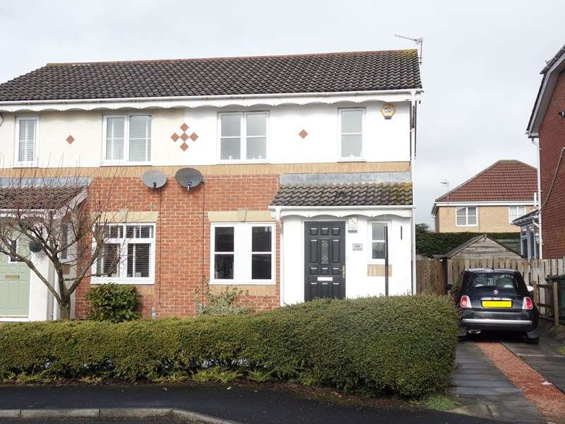 3 Bedrooms Property for sale in Greenhills, Killingworth, Newcastle upon Tyne, Tyne and Wear, NE12 5BB