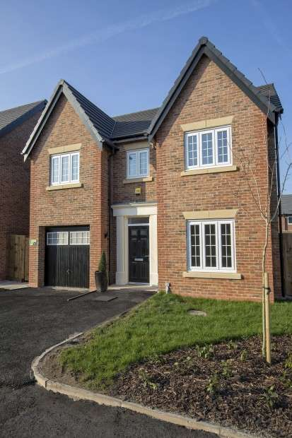 4 Bedrooms Detached House for sale in Priors Lea Court, Fulwood, Preston, PR2