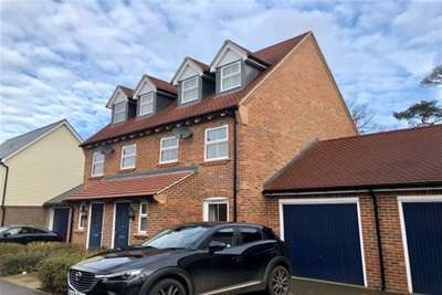 3 Bedrooms House for rent in Sherfield on Loddon
