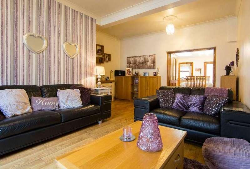 2 Bedrooms Terraced House for sale in Hylton Terrace, Bedlinog, CF46 6RG