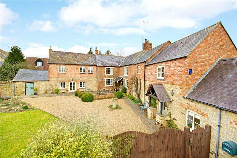 5 Bedrooms Unique Property for sale in Main Road, Shutlanger, Towcester, Northamptonshire