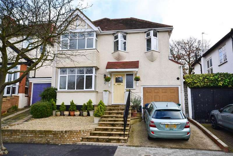 4 Bedrooms Detached House for sale in 103 Fitzjohn Avenue, Barnet