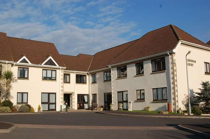 2 Bedrooms Apartment Flat for sale in Cheddar Court, station Road