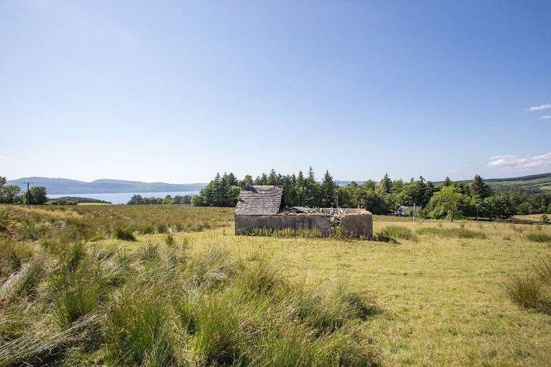 Plot Commercial for sale in Tigh Na Rathaid Cottage, Kilfinan, Tighnabruaich, Argyll and Bute