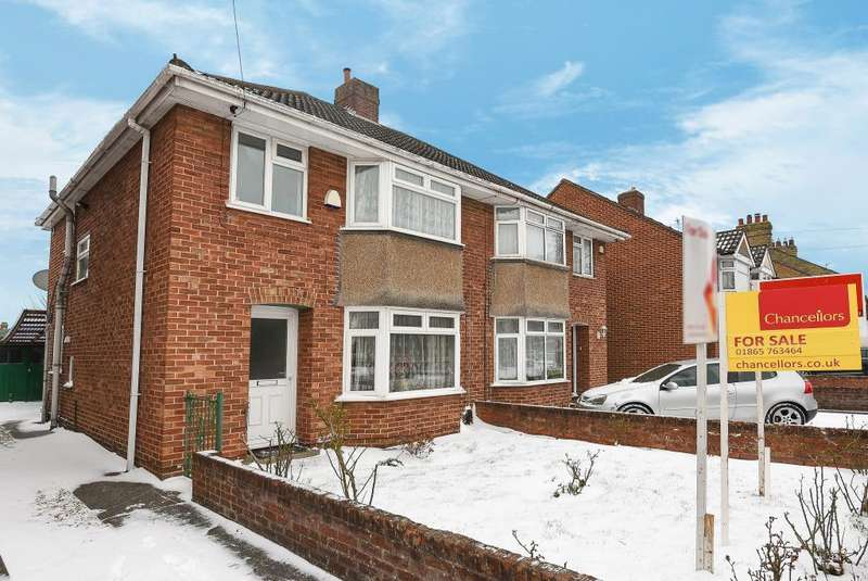 3 Bedrooms House for sale in Central Headington, Oxford, OX3