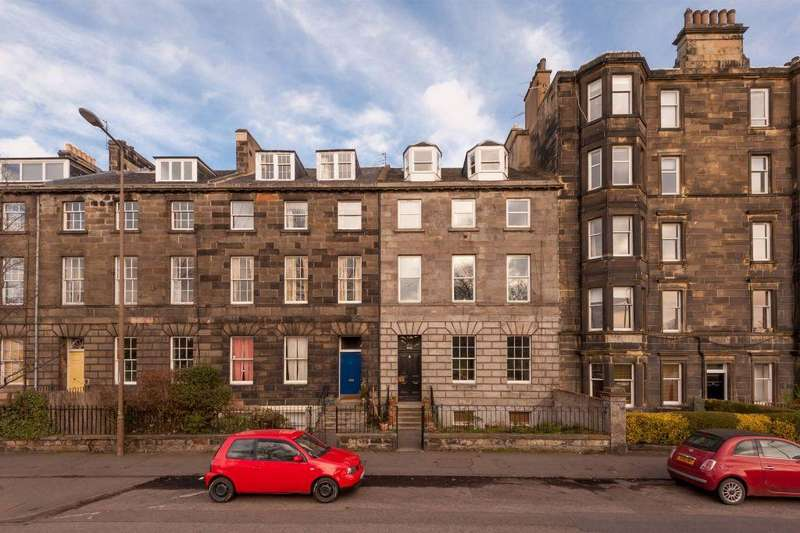 2 Bedrooms Flat for sale in 4/3 Links Gardens, EDINBURGH, EH6 7JH