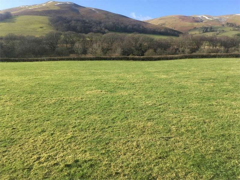 Land Commercial for sale in Llangurig, Llanidloes, Powys