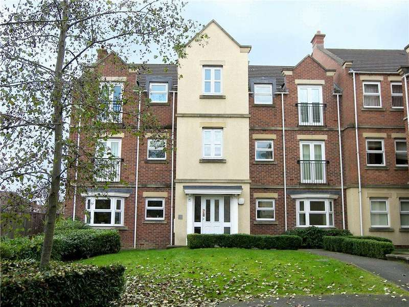 2 Bedrooms Apartment Flat for sale in Whitehall Croft, Leeds