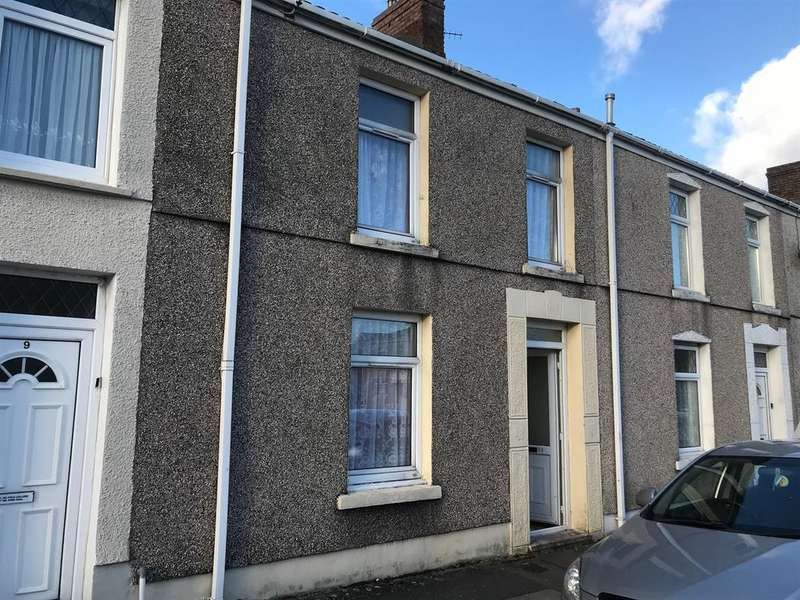 3 Bedrooms Terraced House for sale in New Street, Llanelli