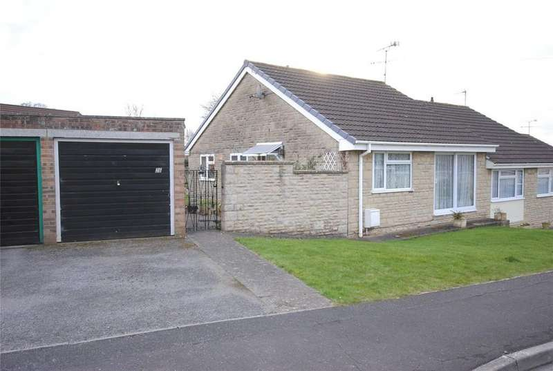 2 Bedrooms Semi Detached Bungalow for sale in Masons Way, Cheddar