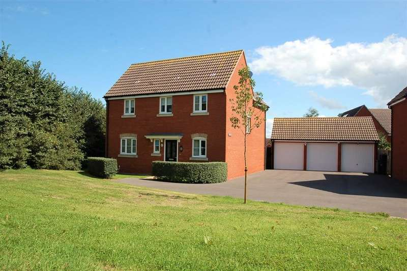 4 Bedrooms Detached House for sale in Primrose Walk